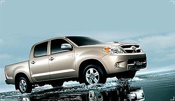 2004 2005 2006 2007 2008 Toyota Hilux Vigo Classic