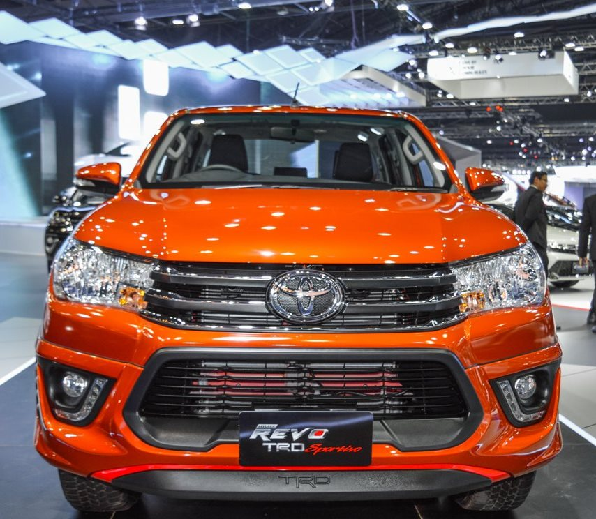 2016 All New 2017 Toyota Hilux Revo Thailand Pickup Truck